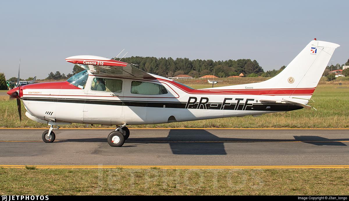 PR-FTF - Cessna 210N Centurion II - Private