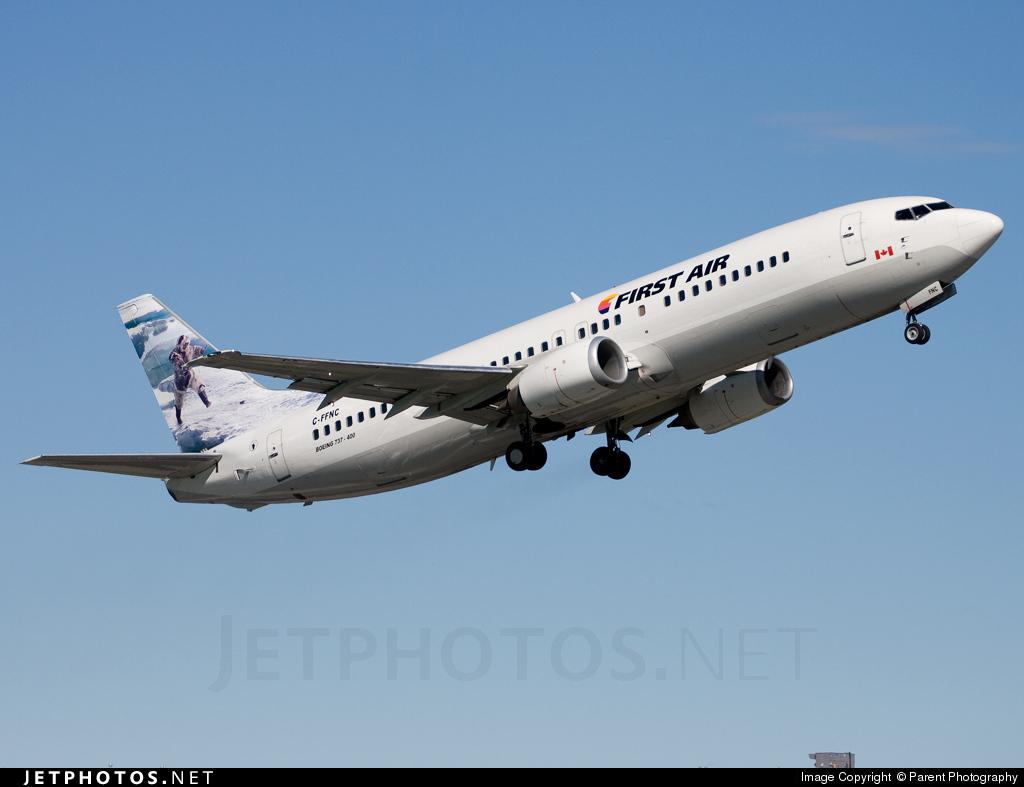 C-FFNC - Boeing 737-406 - First Air