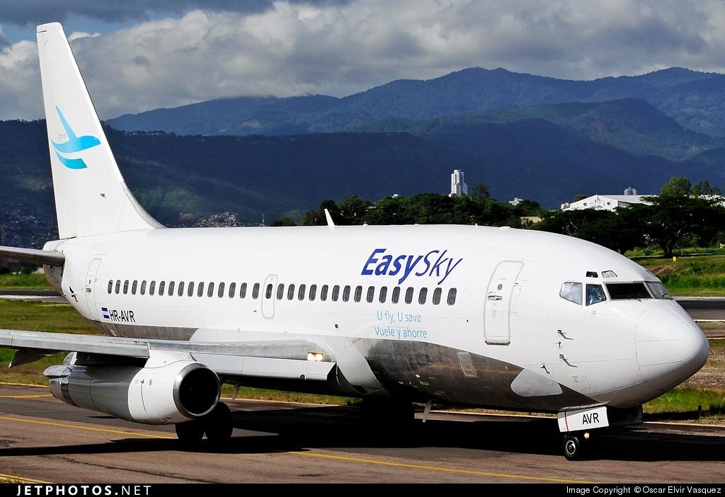 HR-AVR - Boeing 737-232(Adv) - Easy Sky