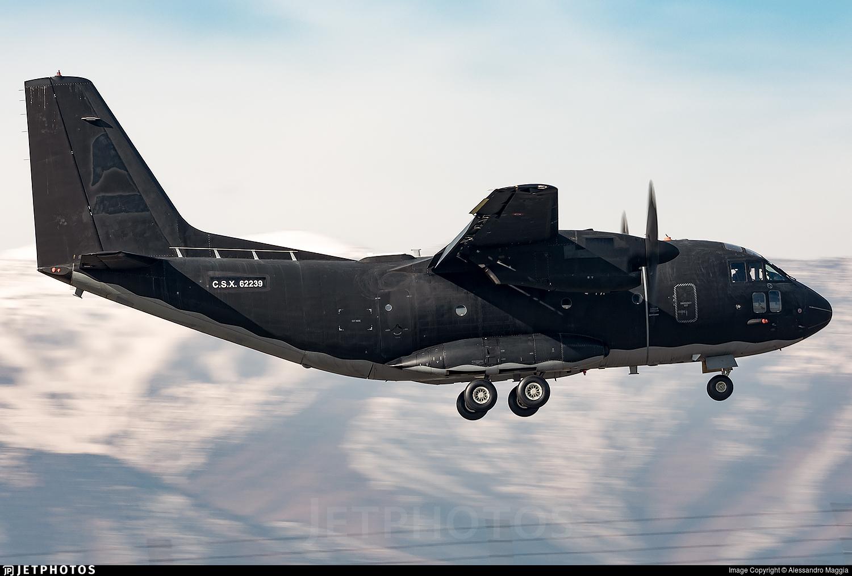 CSX62239 - Alenia MC-27J Praetorian - Alenia Aeronautica