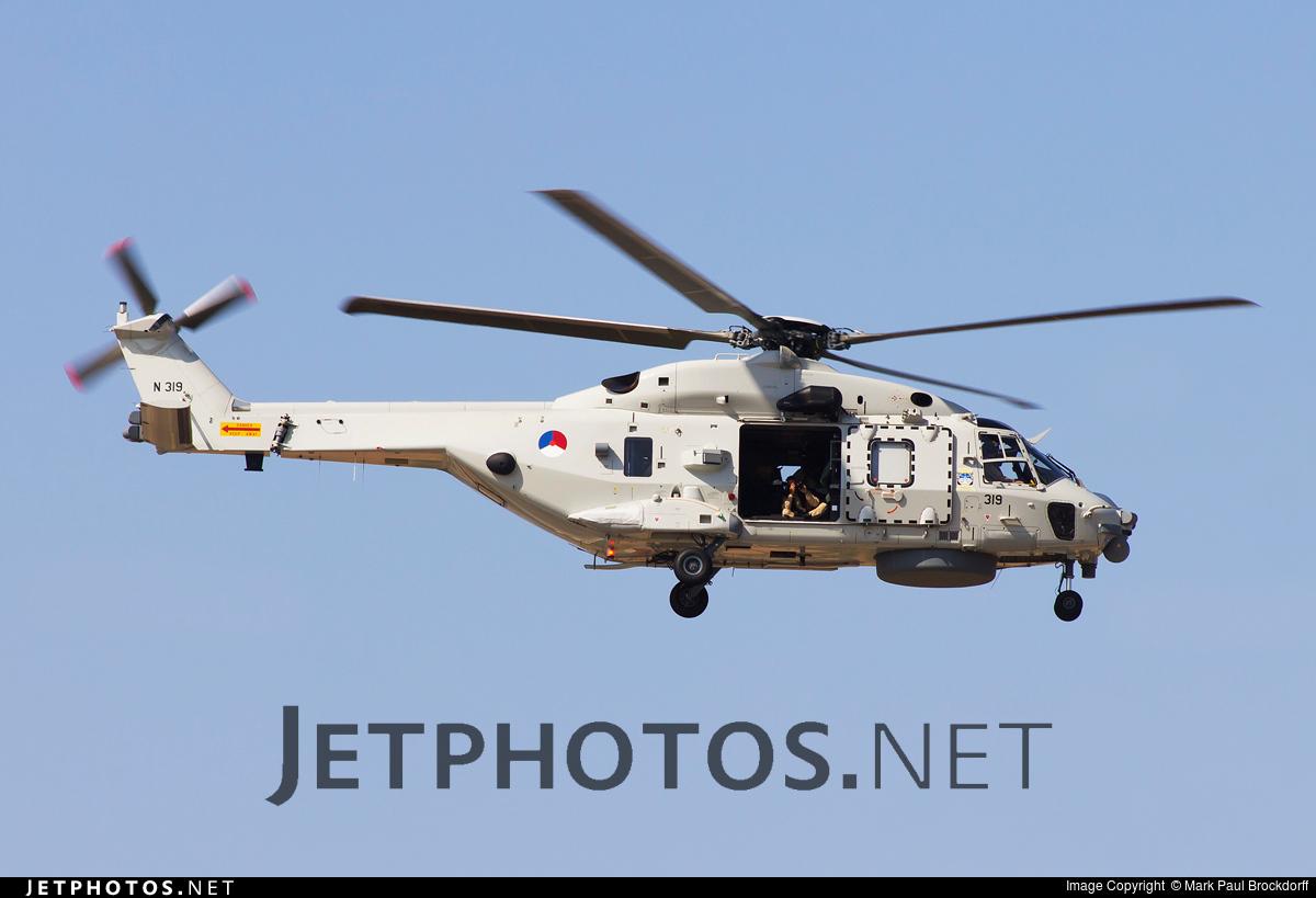 N-319 - NH Industries NH-90NFH - Netherlands - Navy