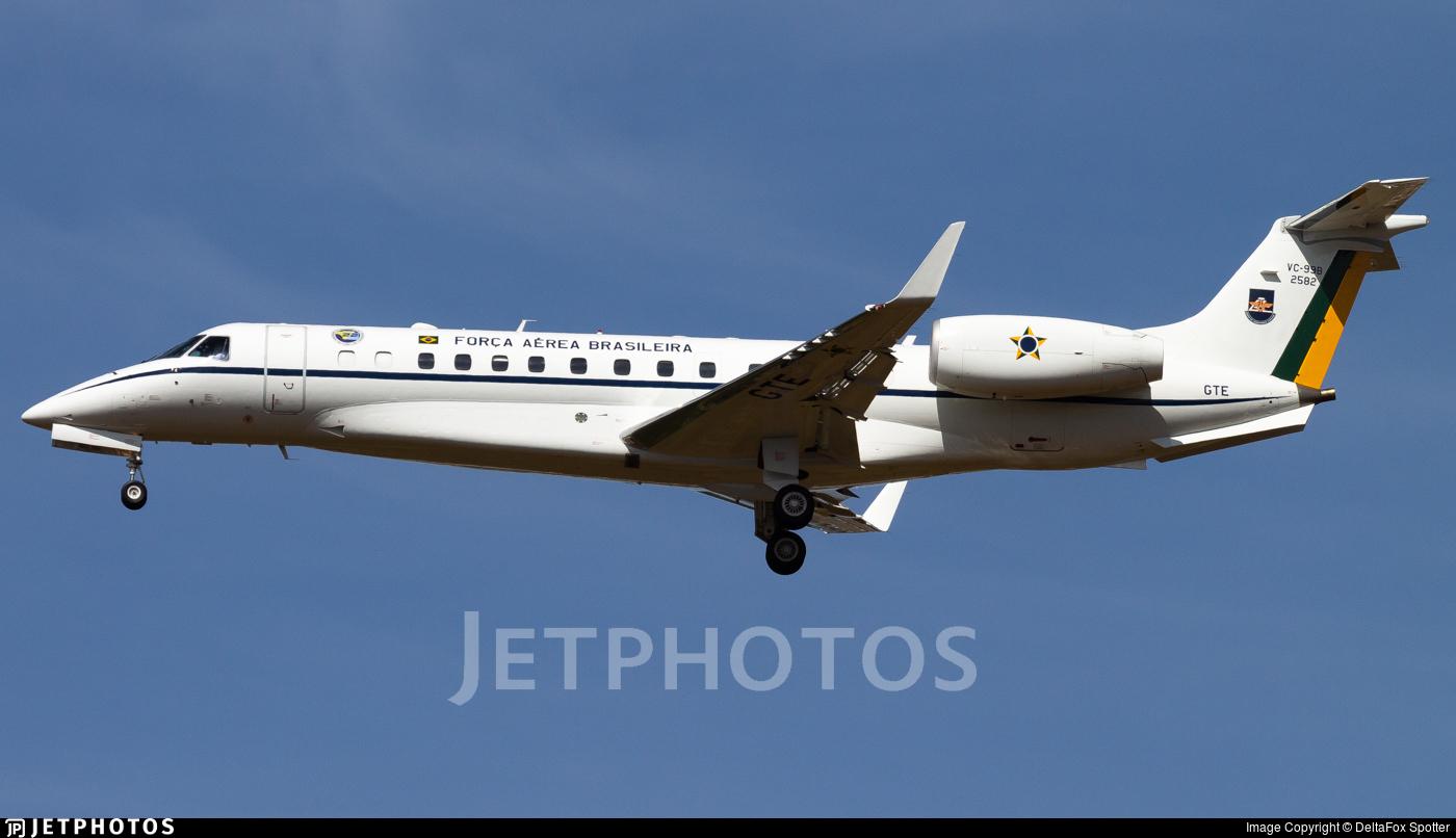 FAB2582 - Embraer VC-99B - Brazil - Air Force