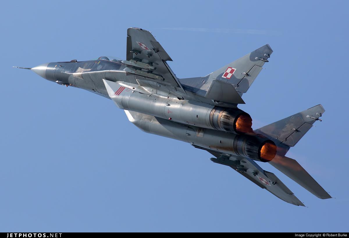 111 - Mikoyan-Gurevich MiG-29A Fulcrum - Poland - Air Force