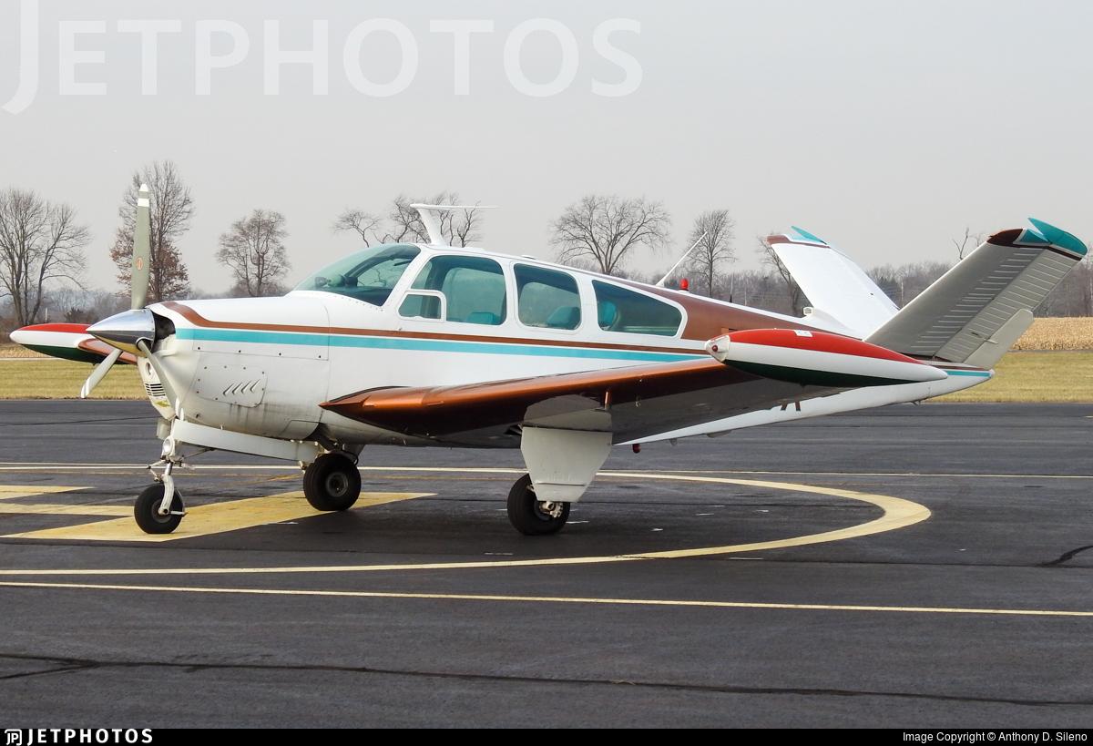 N7879R - Beechcraft V35A Bonanza - Private
