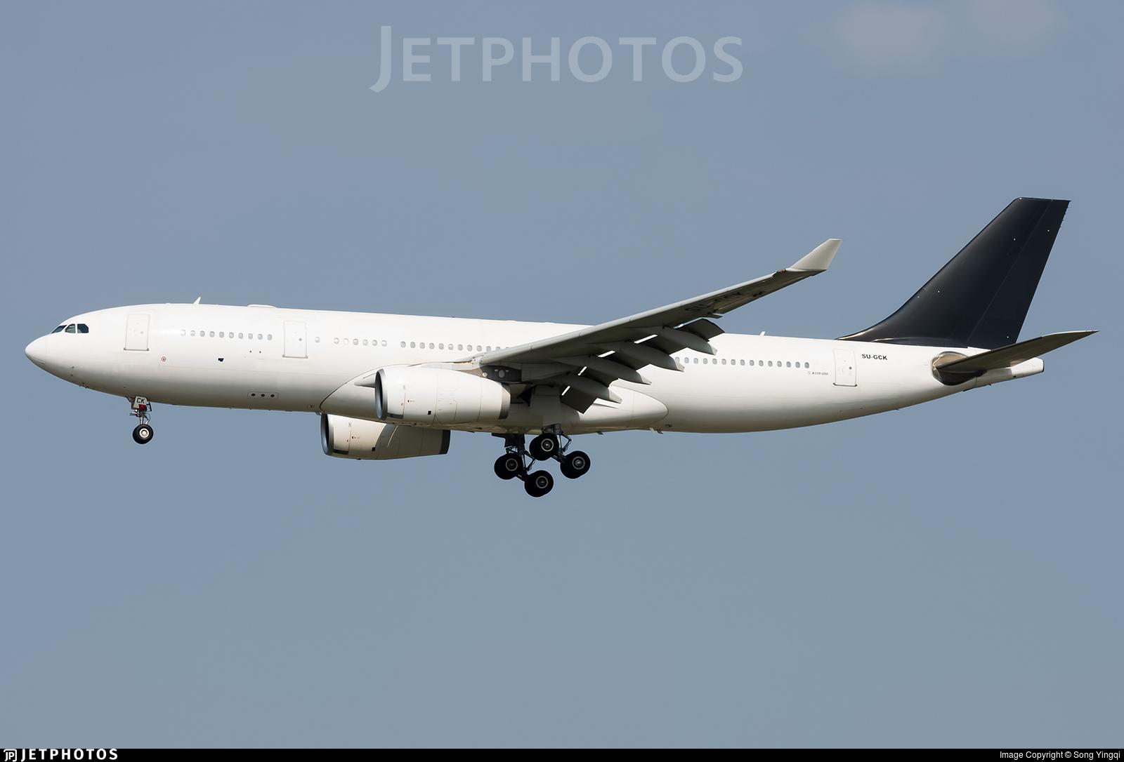 SU-GCK - Airbus A330-243 - Untitled