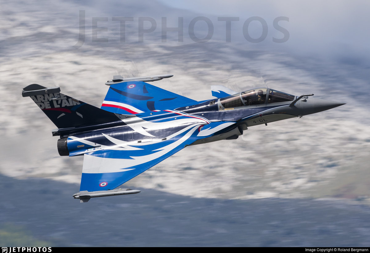 133 - Dassault Rafale C - France - Air Force