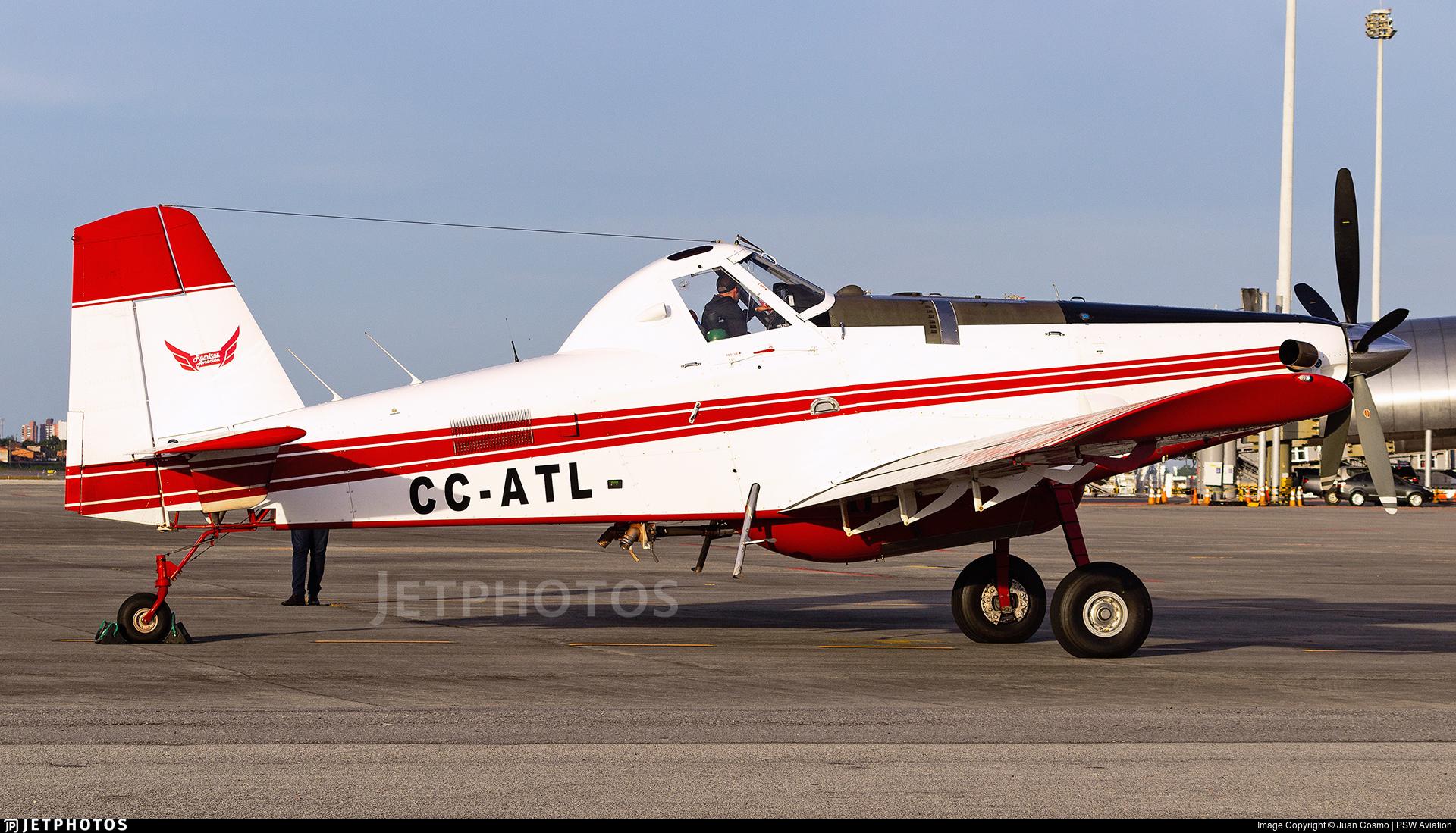 CC-ATL - Air Tractor AT-802A - Ramirez Aviation