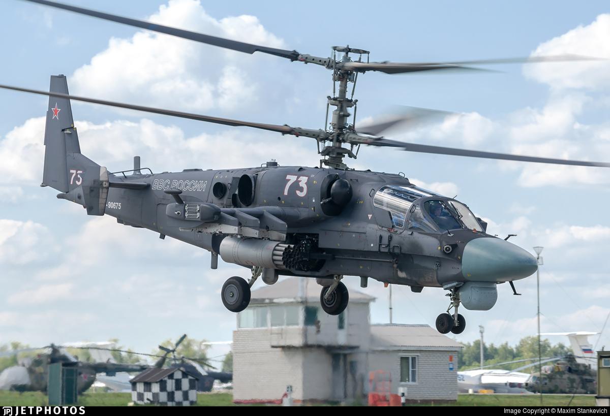 RF-90675 - Kamov Ka-52 Alligator - Russia - Air Force