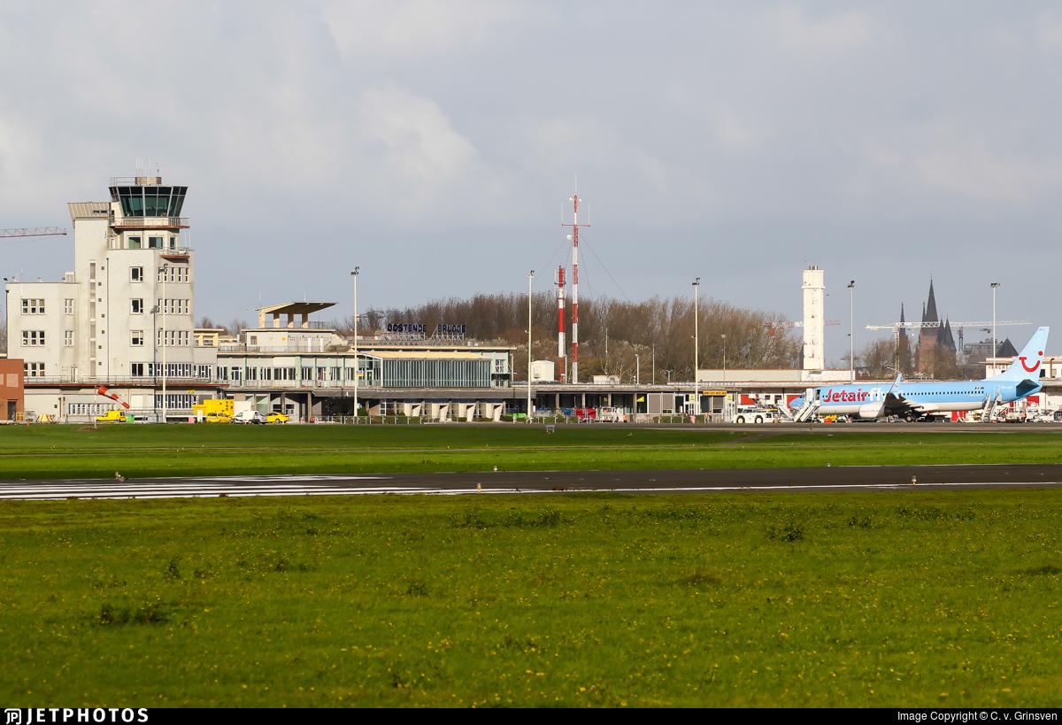 EBOS - Airport - Ramp
