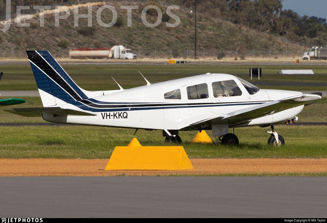 VH-KKQ - Piper PA-28-236 Dakota - Private