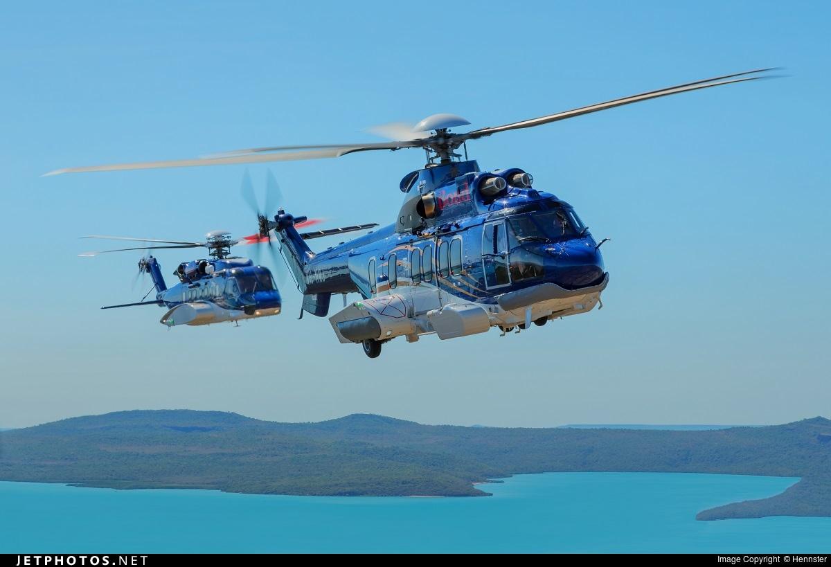 VH-NWJ - Eurocopter EC 225LP Super Puma II+ - Bond Helicopters Australia