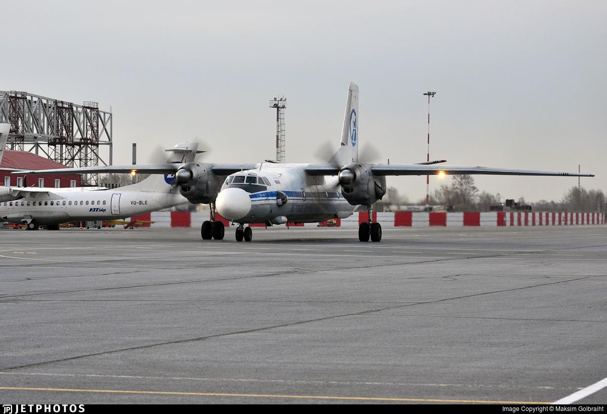 RA-26673 - Antonov An-26 - Letnye Proverki I Sistemy