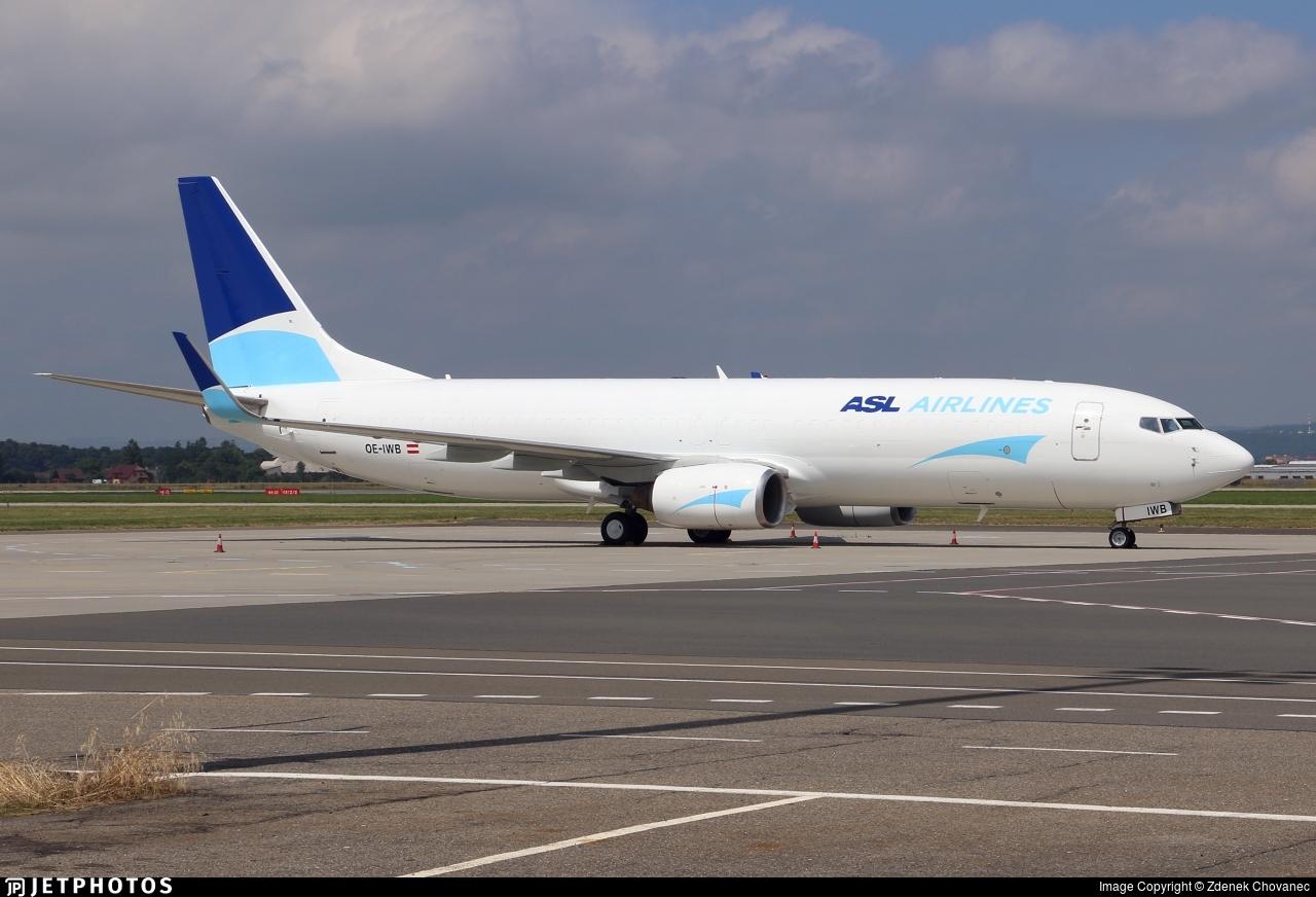 OE-IWB - Boeing 737-8AS(BCF) - ASL Airlines