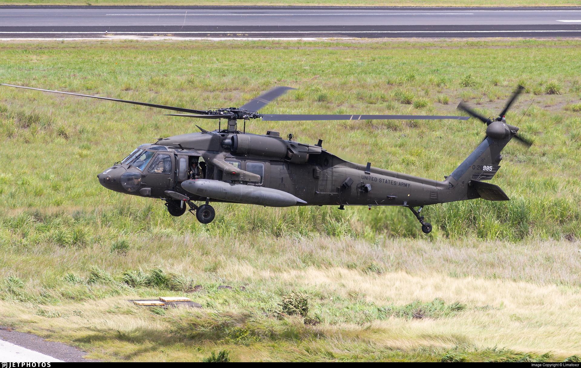 03-26985 - Sikorsky UH-60L Blackhawk - United States - US Army