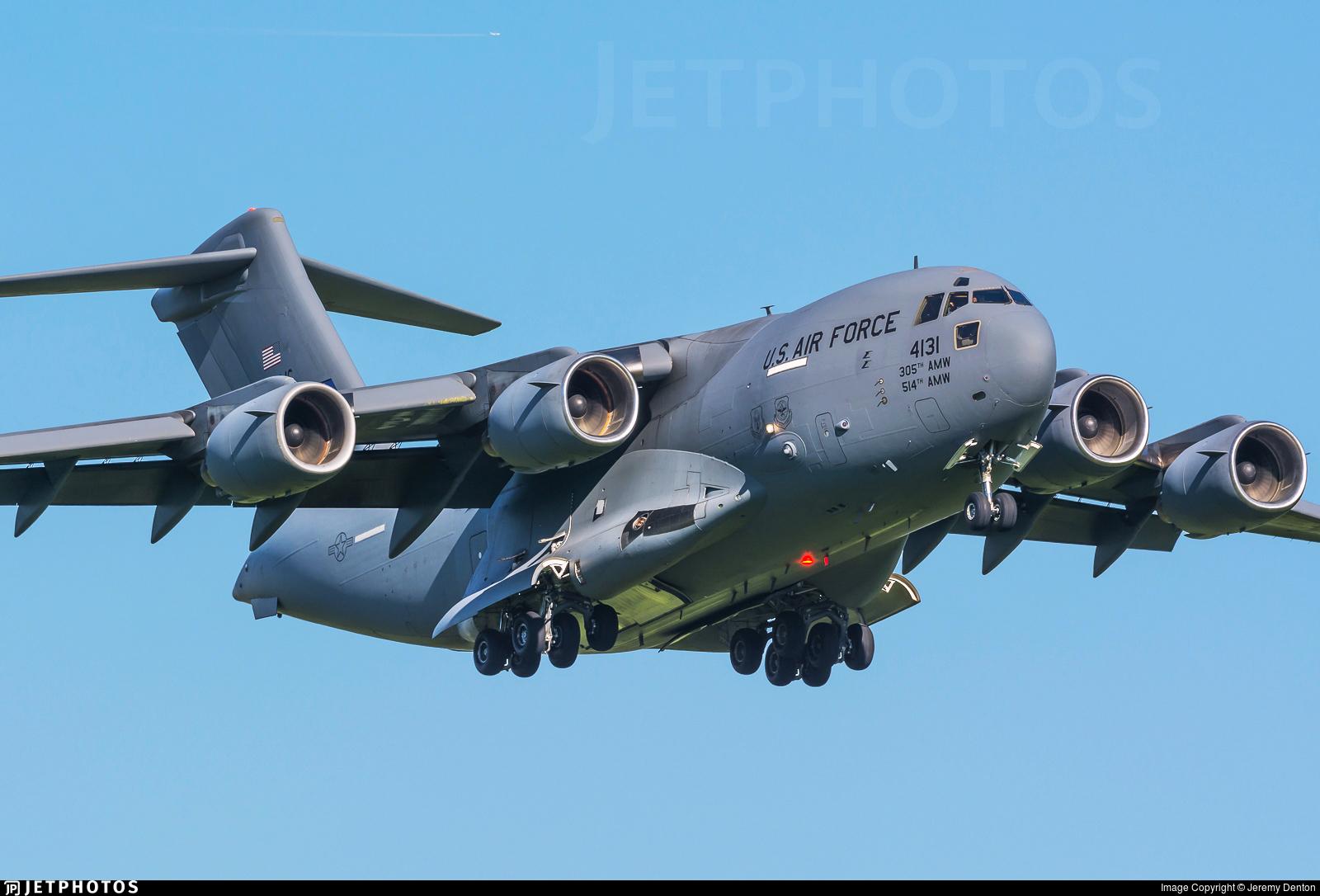 04-4131 - Boeing C-17A Globemaster III - United States - US Air Force (USAF)