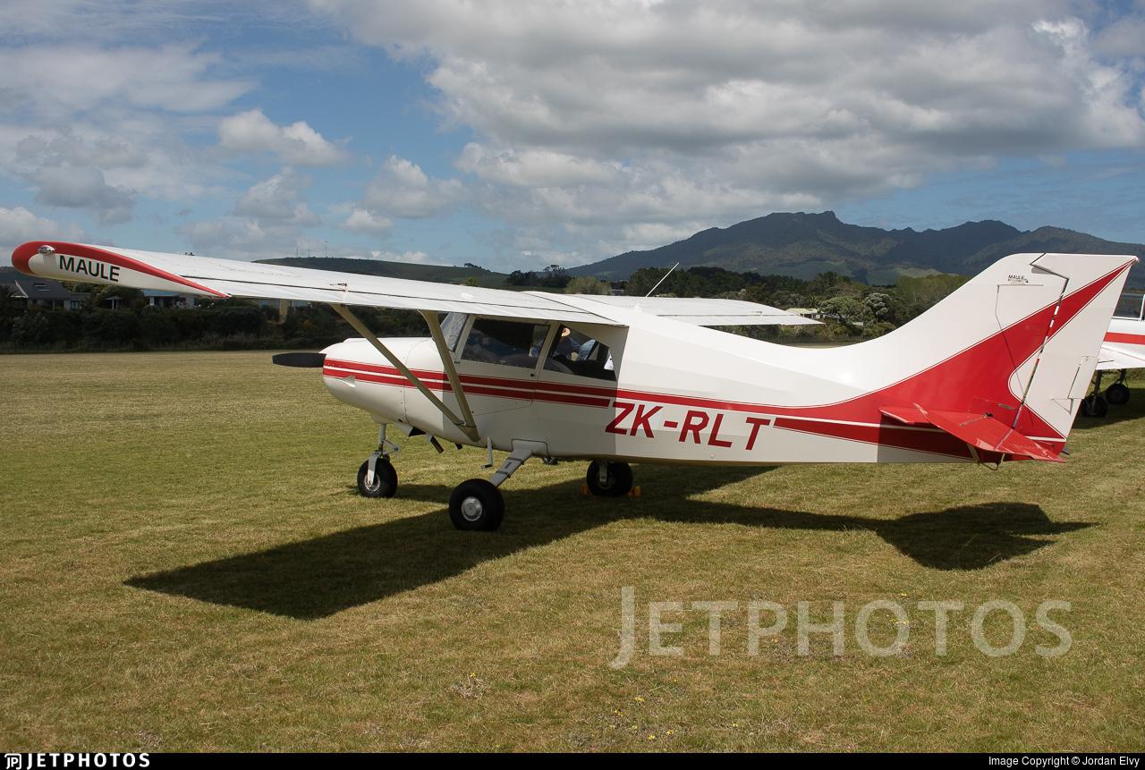 ZK-RLT - Maule MXT-7-180A - Private