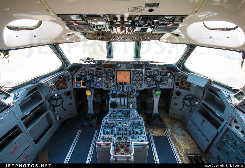G-ARPO - Hawker Siddeley HS-121 Trident 1 - Northeast Airlines