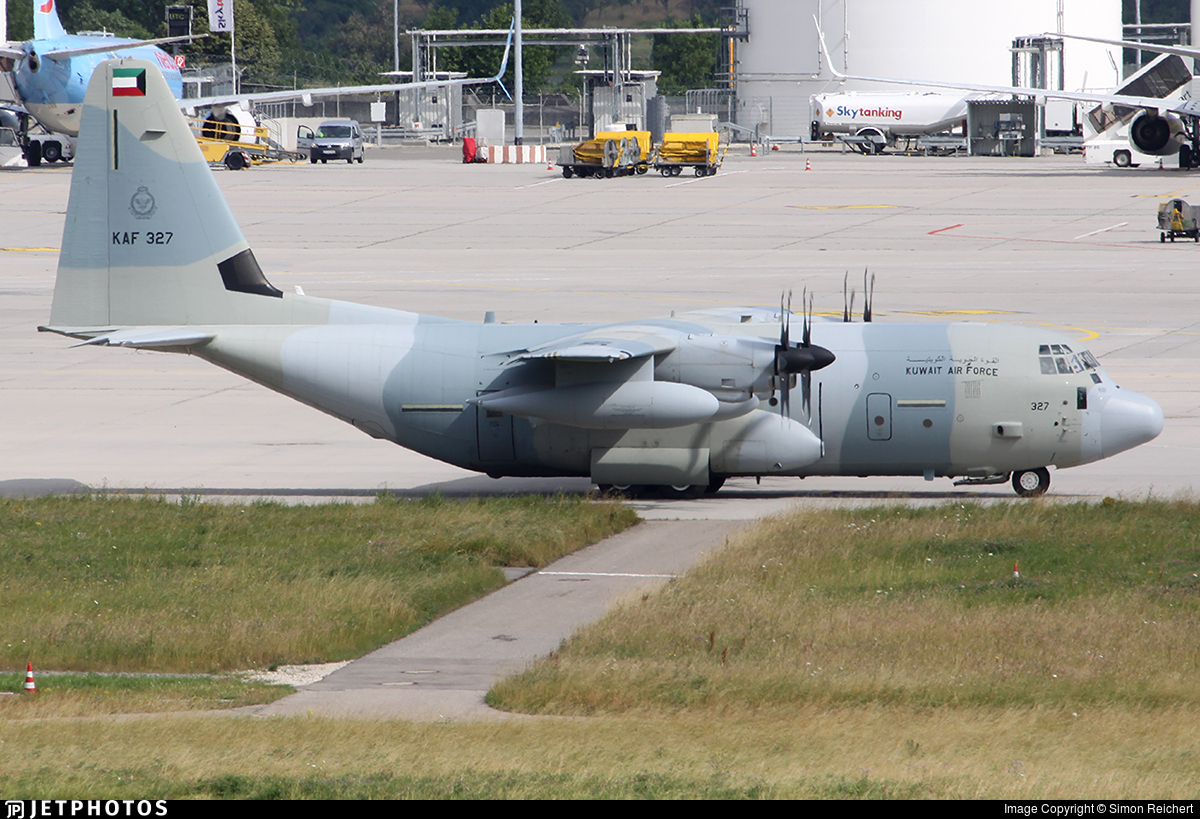 KAF327 - Lockheed Martin KC-130J Hercules - Kuwait - Air Force