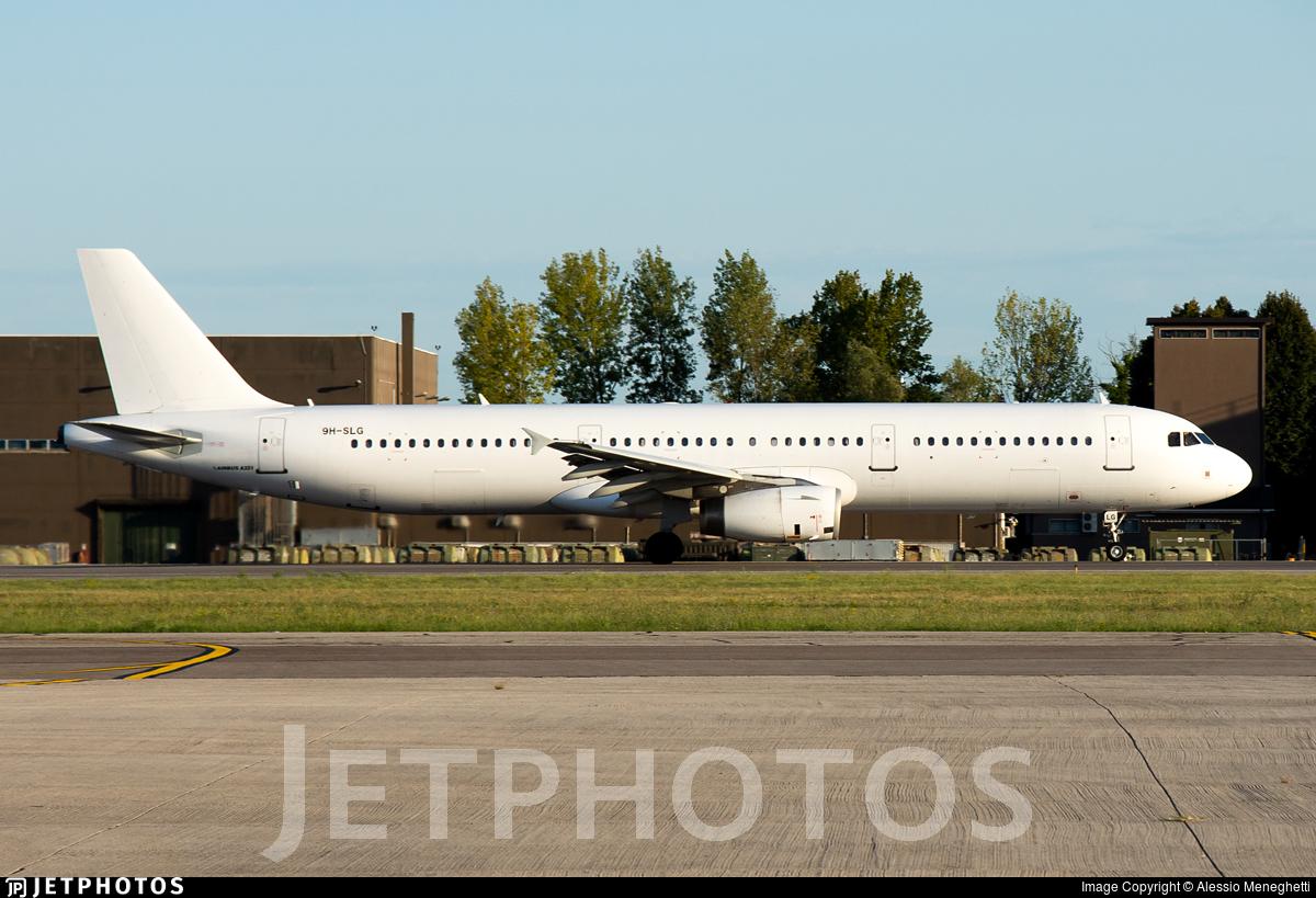 9H-SLG - Airbus A321-211 - SmartLynx Malta