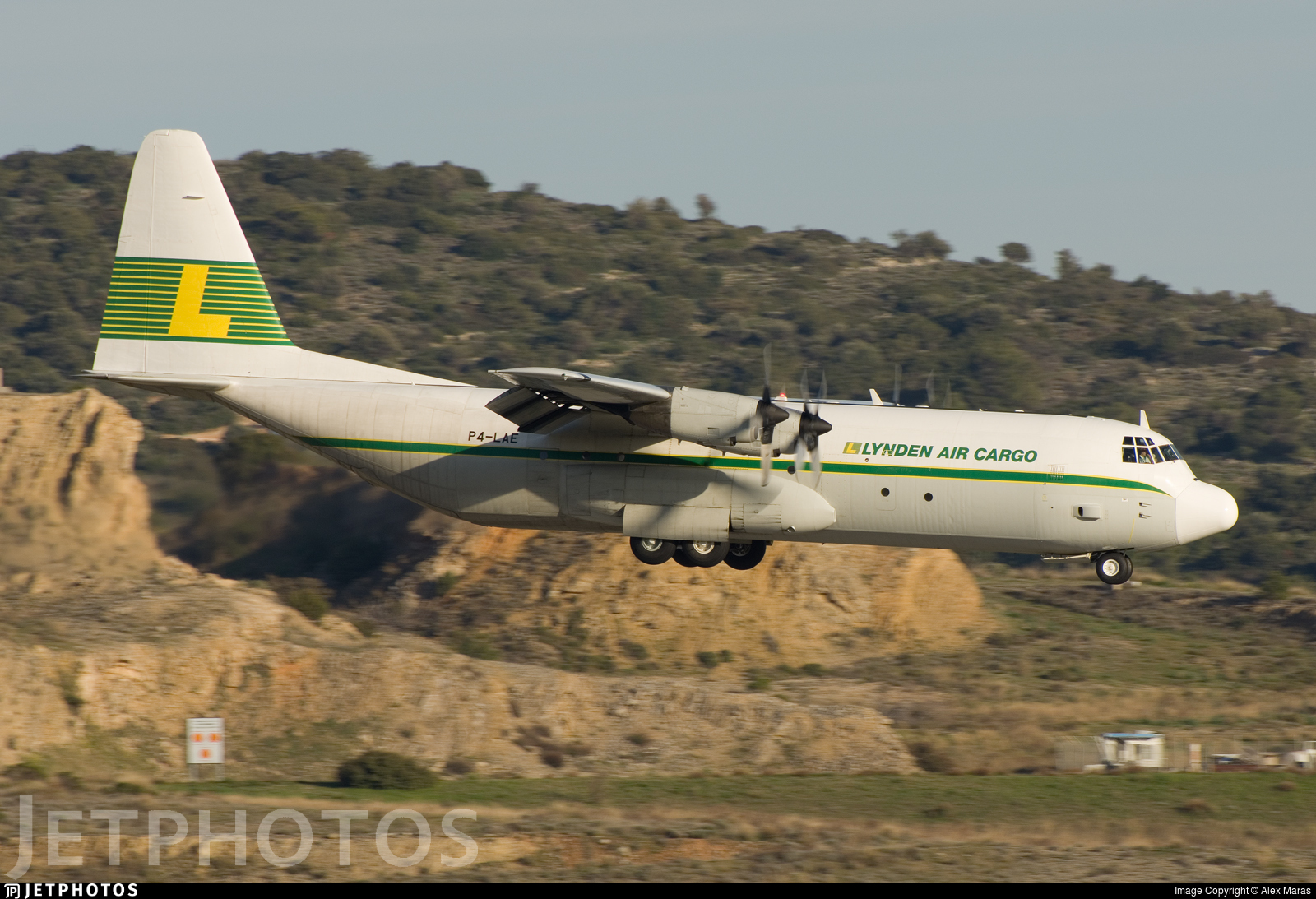 lyndon air freight