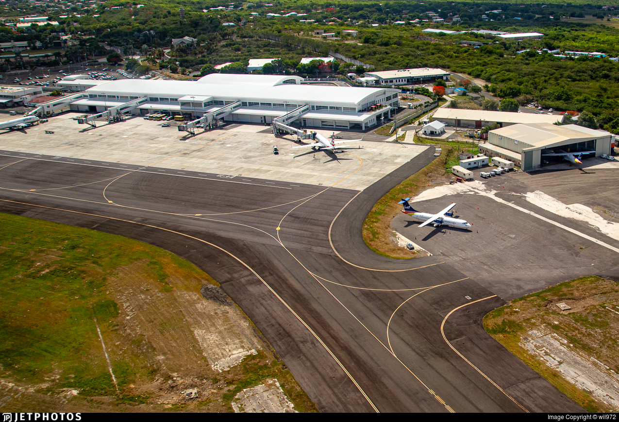 TAPA - Airport - Airport Overview