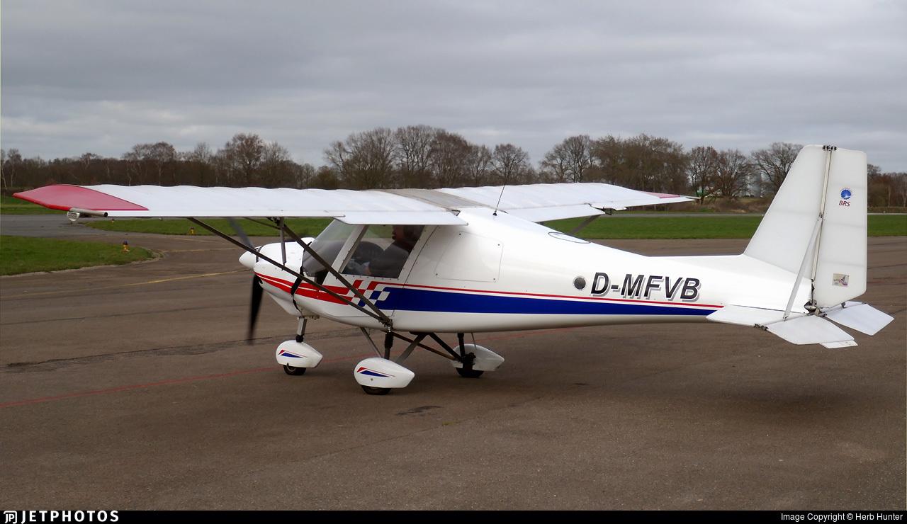 D-MFVB - Ikarus C-42 - Private