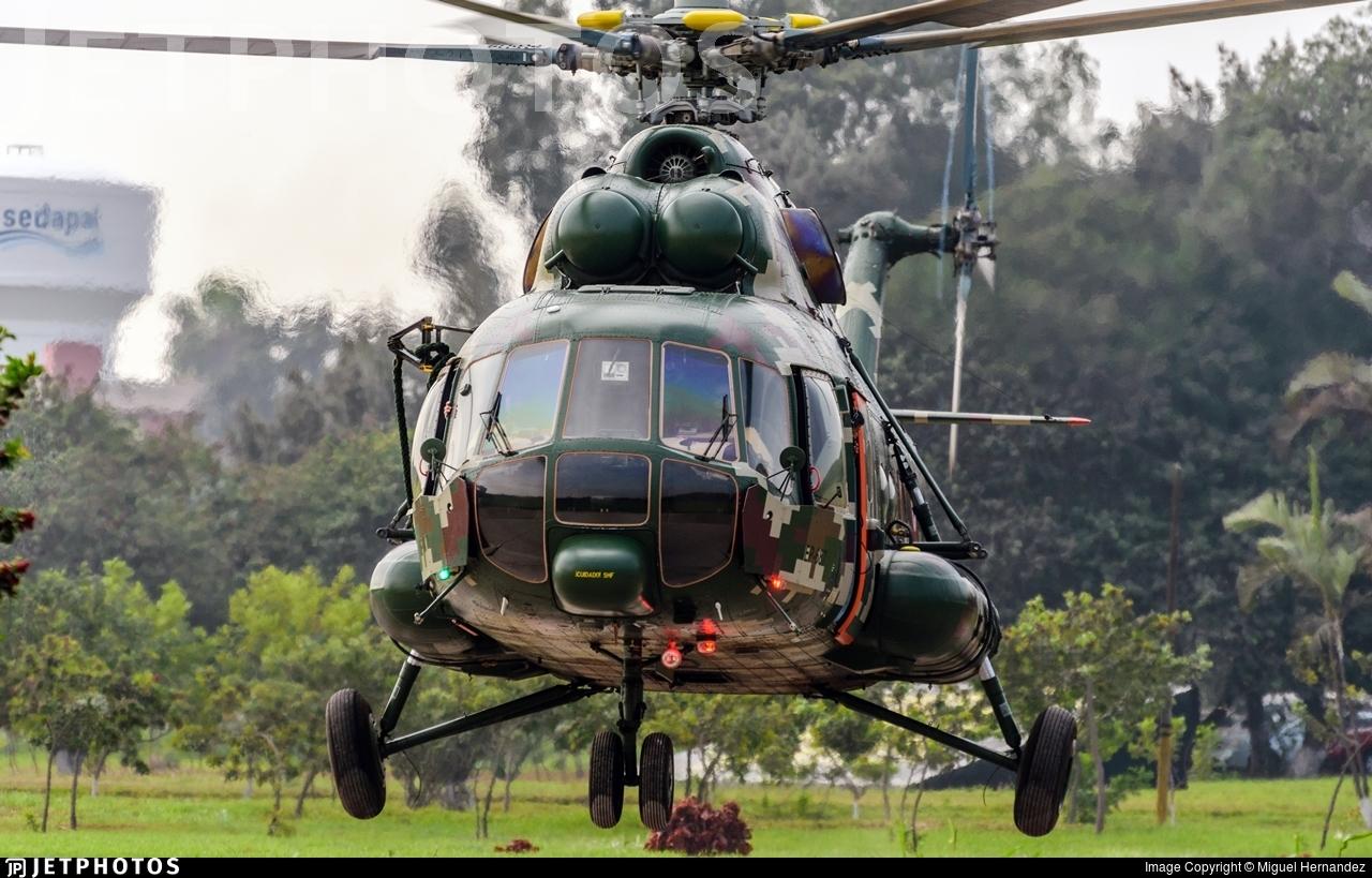 EP-687 - Mil Mi-171Sh-P - Perú - Army