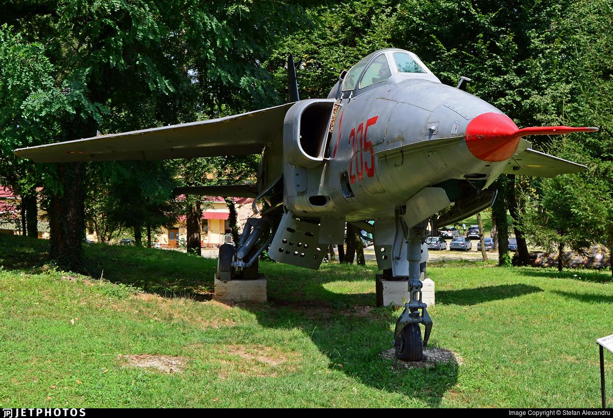 205 - IAR-93B - Romania - Air Force
