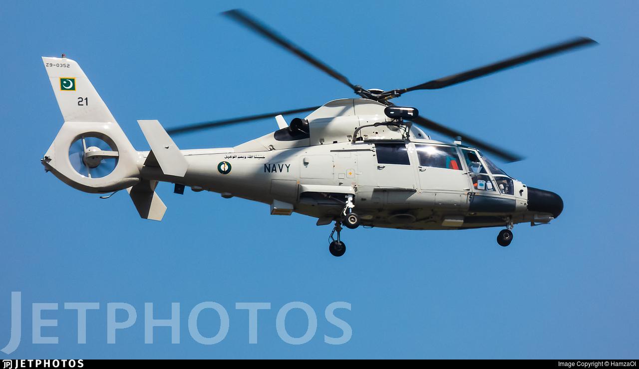 21 - Harbin Z-9EC Haitun - Pakistan - Navy