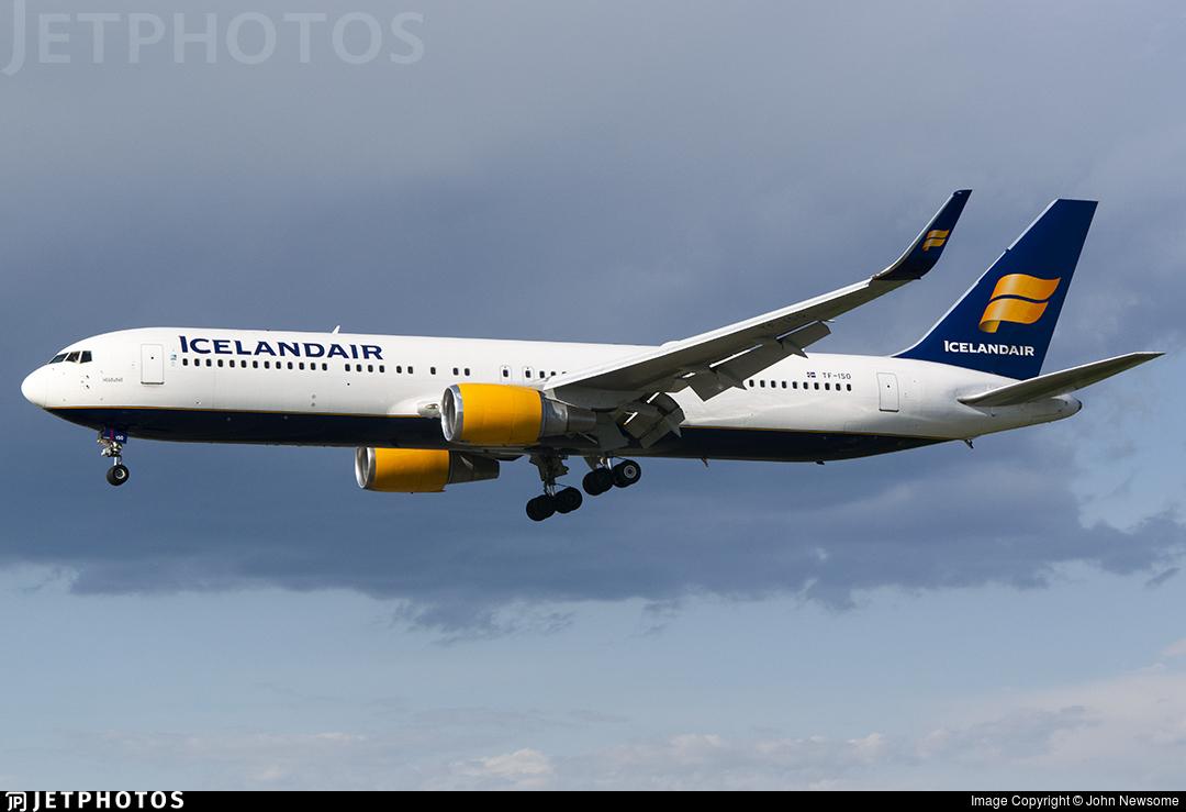 TF-ISO - Boeing 767-319(ER) - Icelandair