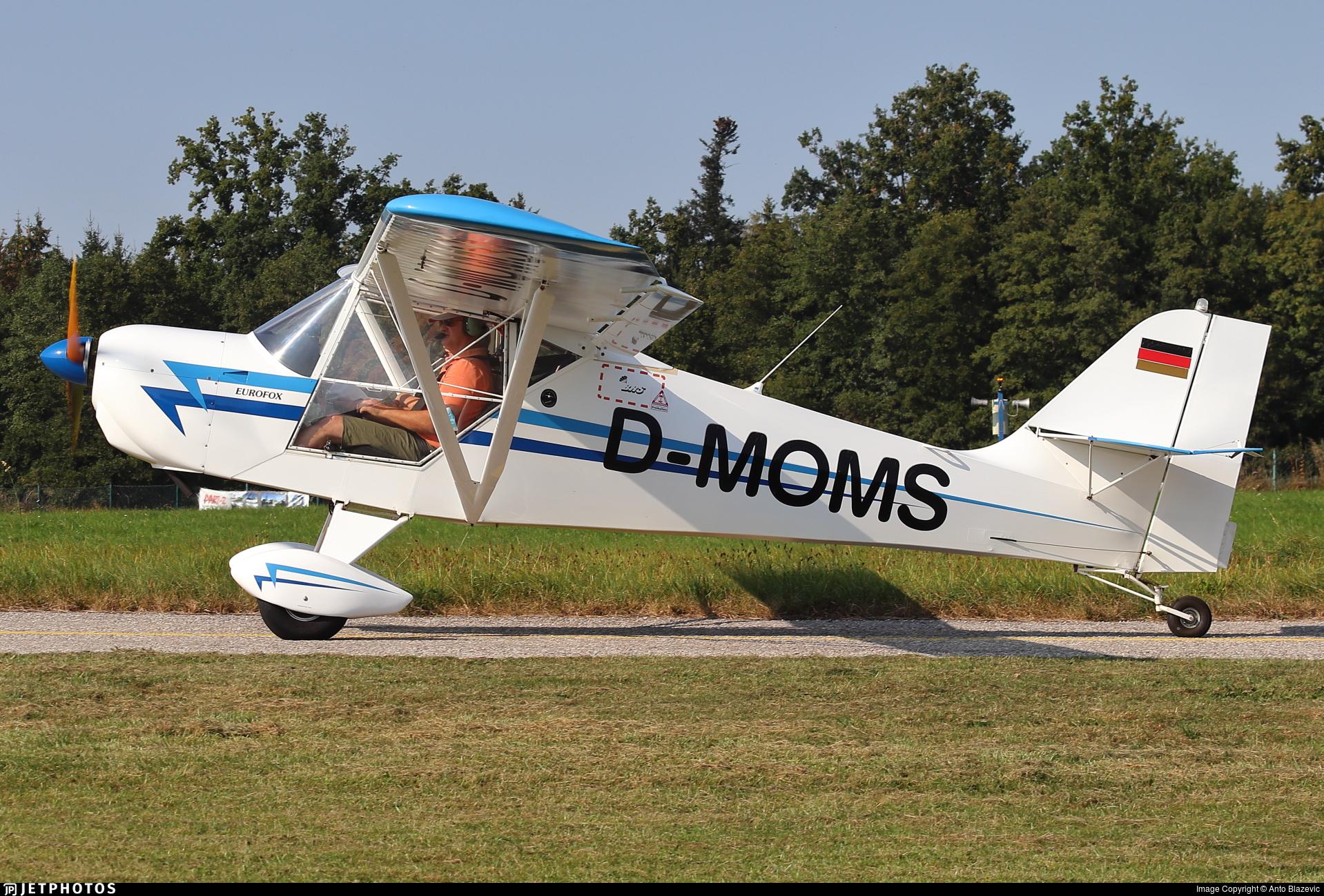 D-MOMS - Aeropro Eurofox - Private