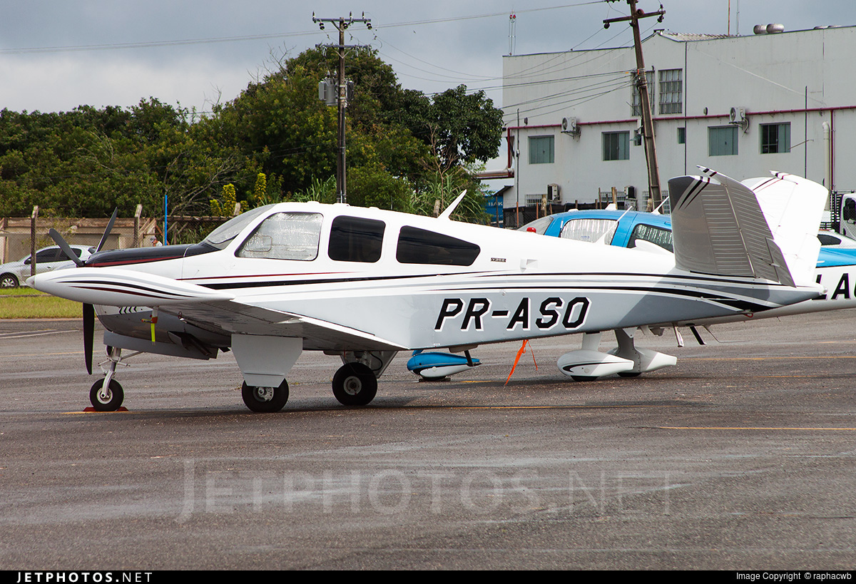 PR-ASO | Beechcraft V35B Bonanza | Private | raphacwb