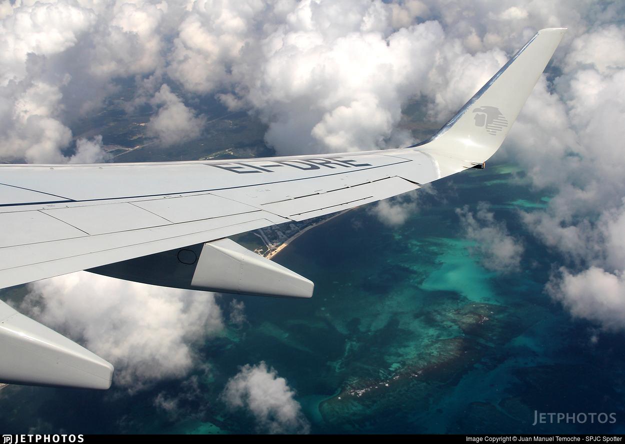 EI-DRE - Boeing 737-752 - Aeroméxico
