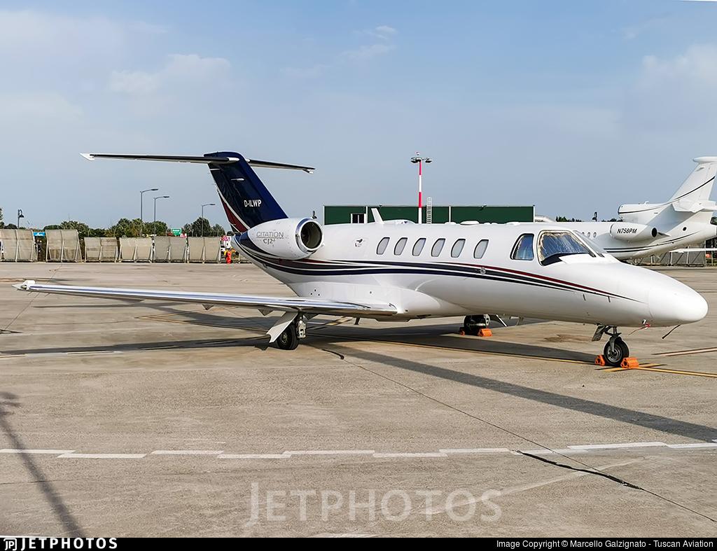 D-ILWP - Cessna 525A CitationJet CJ2 - Pergande Air