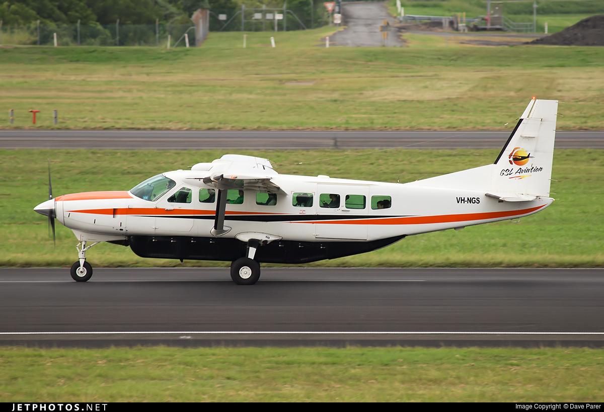 VH-NGS - Cessna 208B Grand Caravan - Broome Aviation