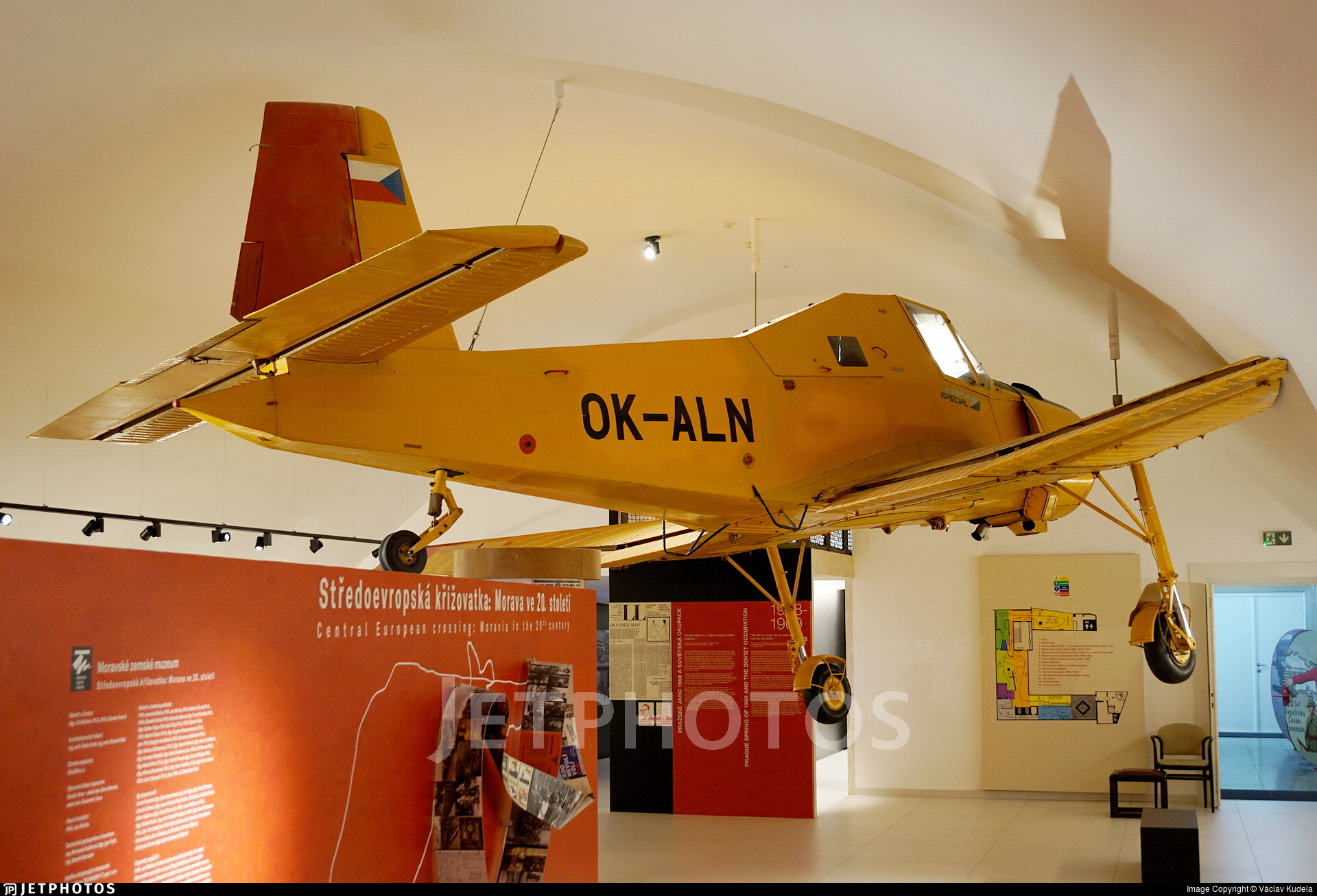 OK-ALN - Let Z-37A Cmel�k - Air Special