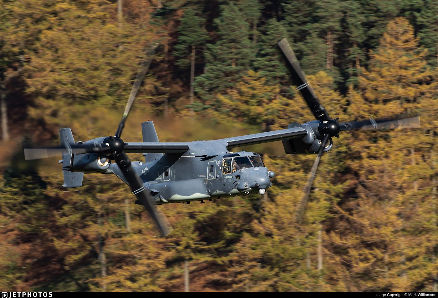 11-0057 - Boeing CV-22B Osprey - United States - US Air Force (USAF)