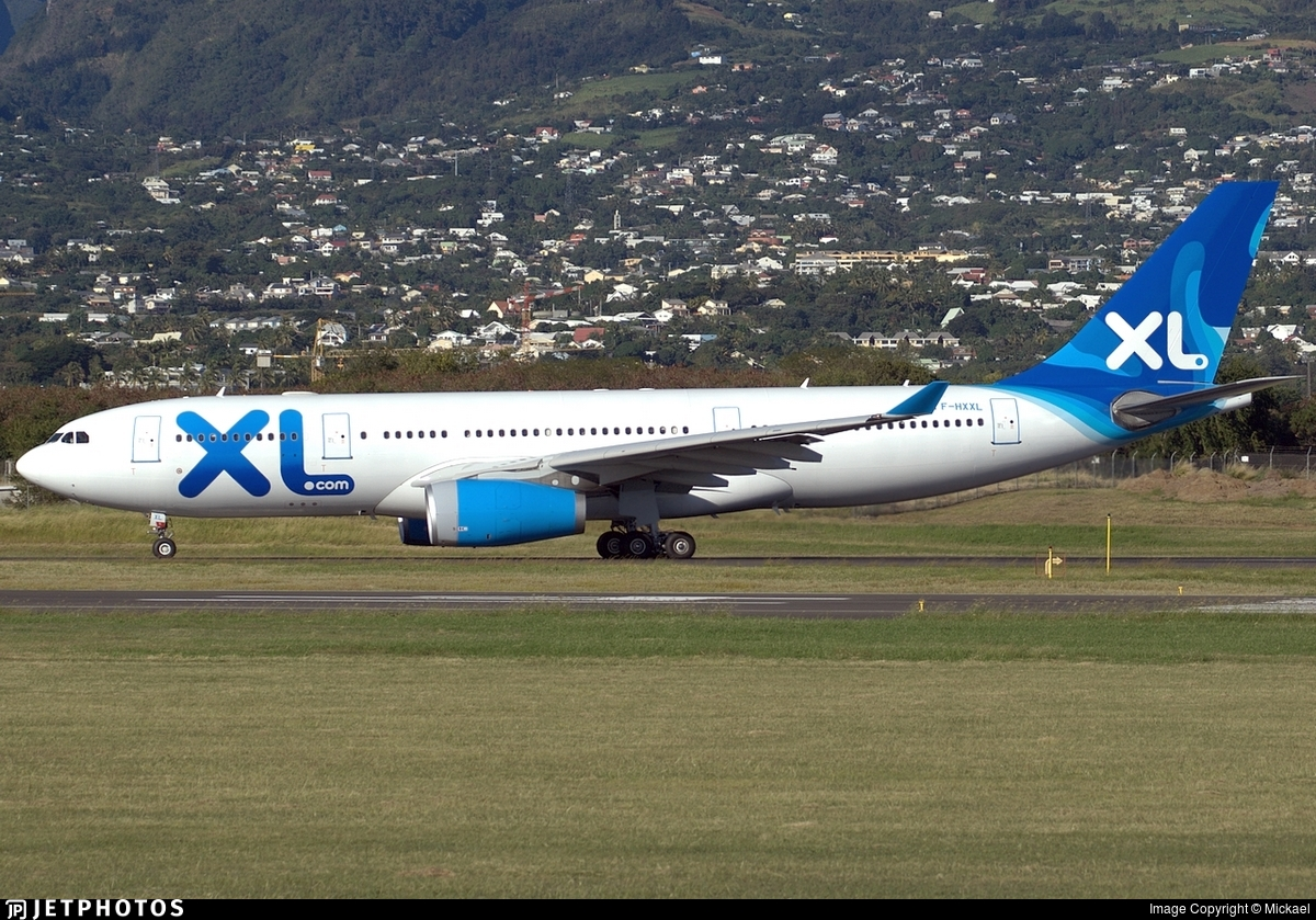 F hxxl airbus a330 243 xl airways france mickael for Airbus a330 xl airways interieur