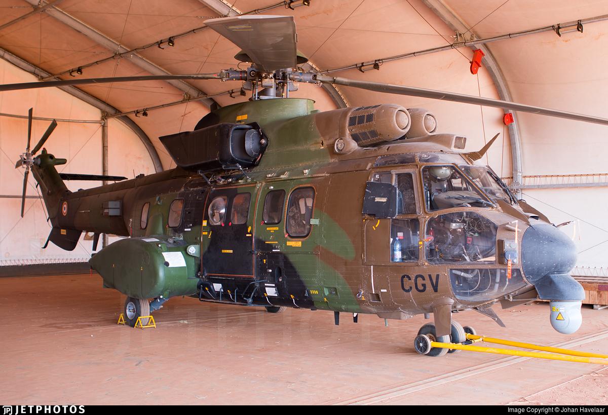 2336 - Aérospatiale AS 532UL Super Puma 2 - France - Army