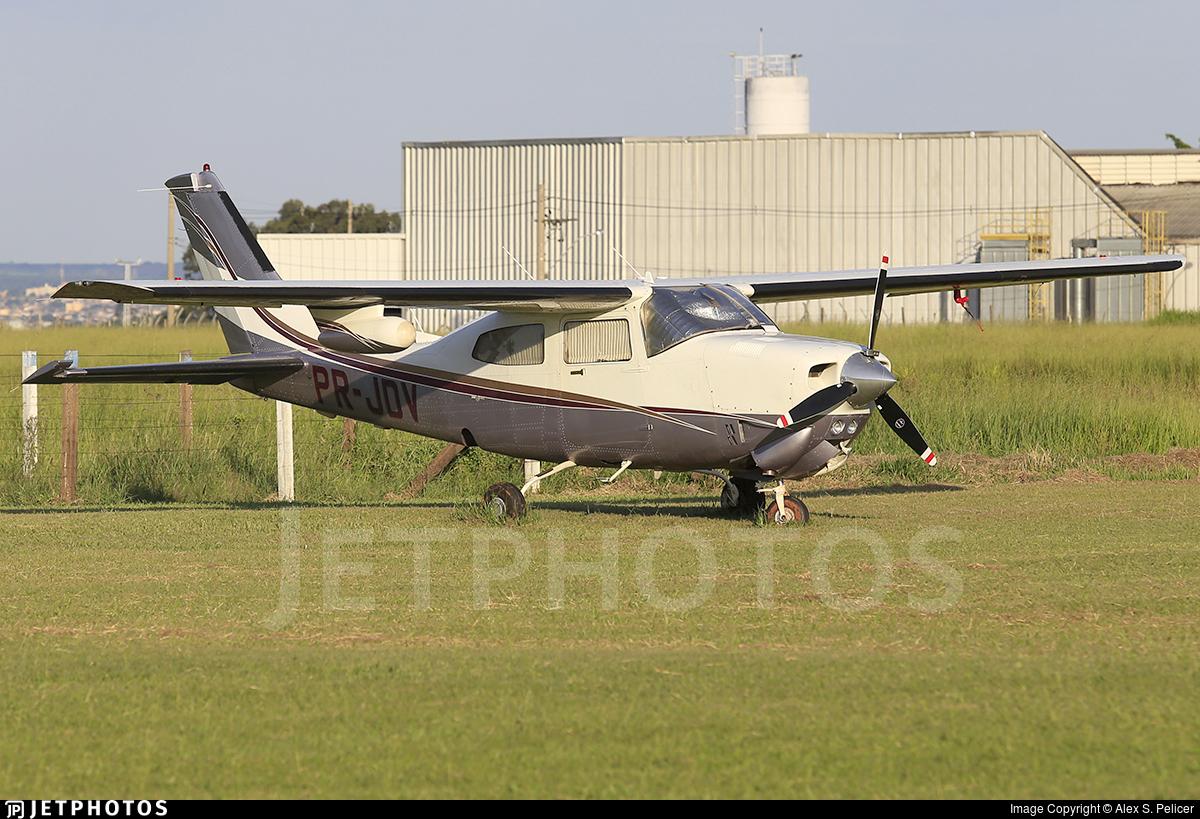PR-JDV - Cessna T210R Turbo Centurion II - Private