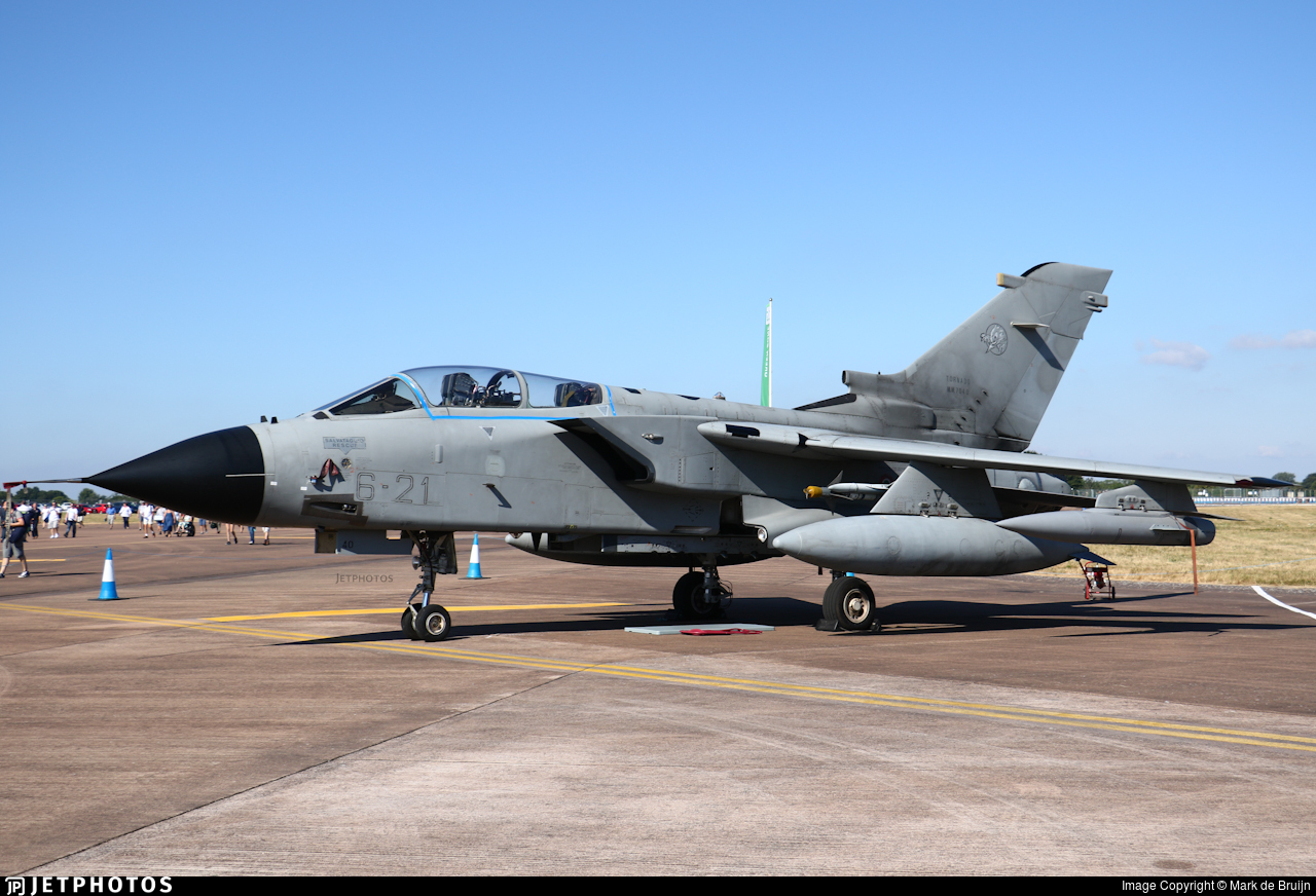 MM7040 - Panavia Tornado IDS - Italy - Air Force