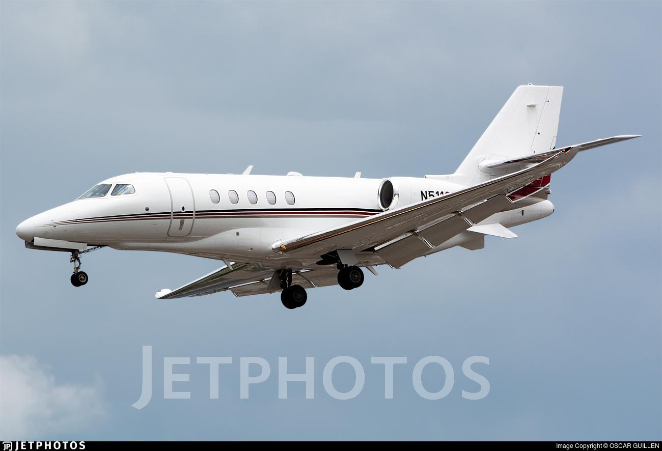 N511QS - Cessna Citation Latitude - NetJets Aviation