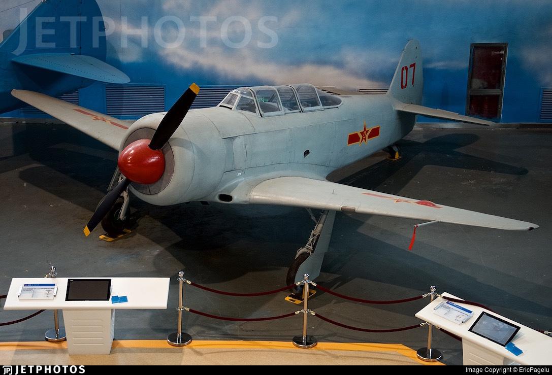 07 - Yakovlev Yak-11 Moose - China - Air Force