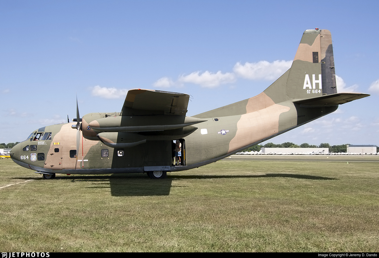 Air Force C 123 Fliers Exposed To Agent Orange Recognized By Iom