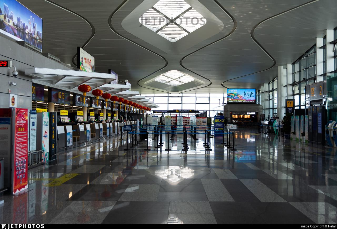 ZSYN - Airport - Terminal