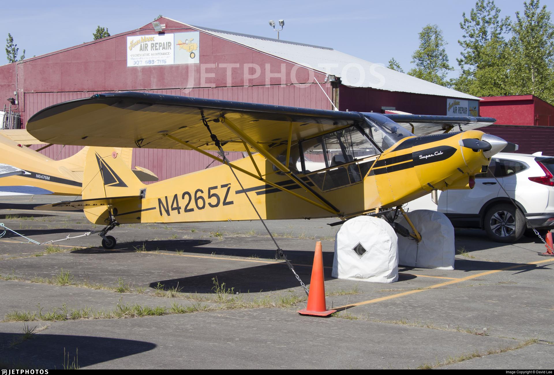 N4265Z - Piper PA-18-150 Super Cub - Private
