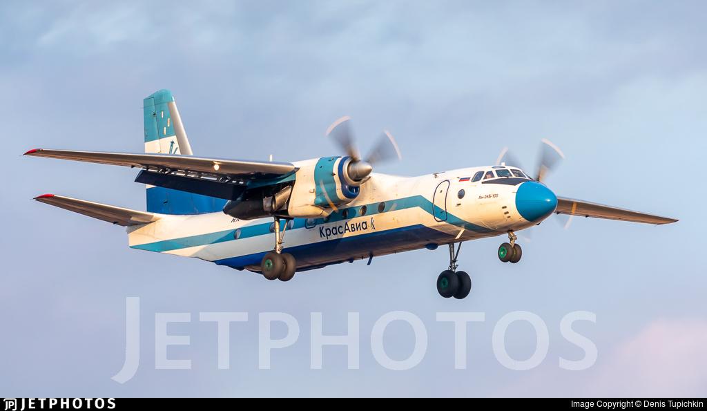 RA-26121 - Antonov An-26B-100 - Kras Avia