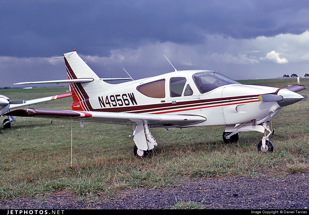 N4956W - Rockwell Commander 114 - Private