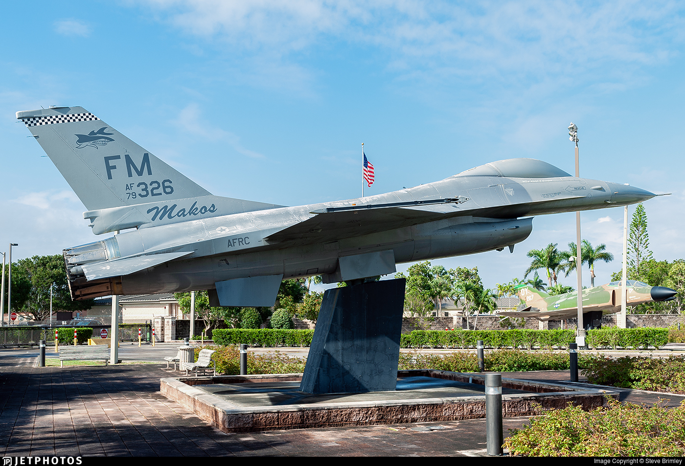 79-0326 - General Dynamics F-16A Fighting Falcon - United States - US Air Force (USAF)