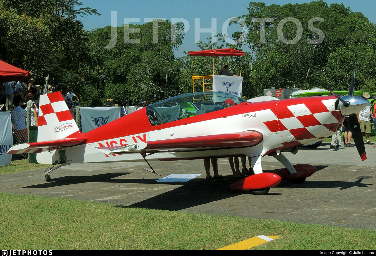 N66JX - Extra EA 300L - Private